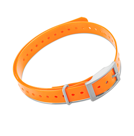 Utbyteshalsband Garmin T5-mini Orange