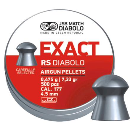 Diabol JSB RS 4.50mm