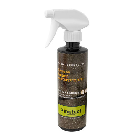 Pinetech Spray On Waterproofer Impregnering