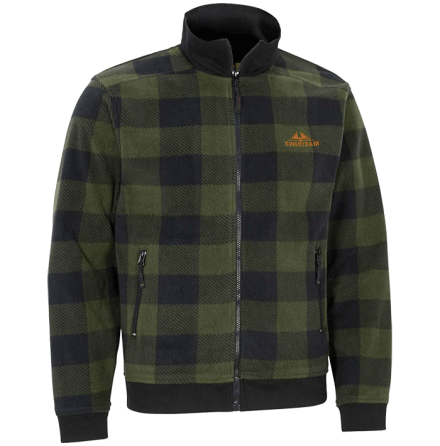 Swedteam Lynx Sweater Full-zip Green