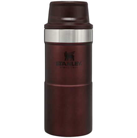 Stanley Classic Trigger-Action Travel Mug 0.35L Wine