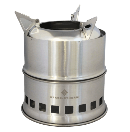 Stabilotherm Wood Stove Stack