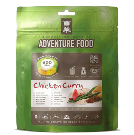 Adventure Food Chicken Curry 1 Portion